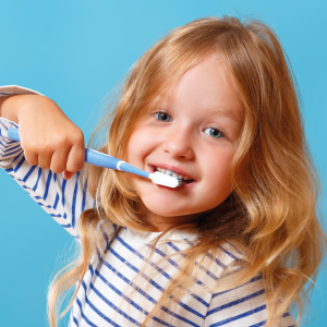 Çocuklarda Diş Fırçalama Etkinliği