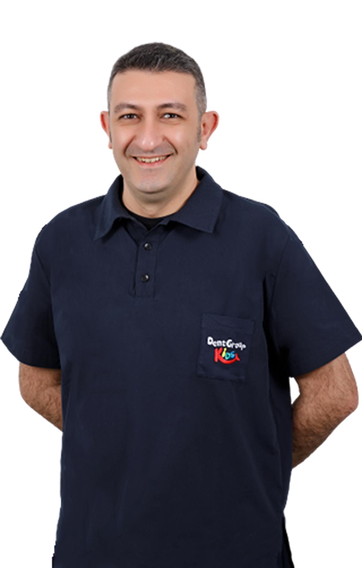 Dr. Dt. Erkan Onur Akgün (Çocuk Diş Hekimi)